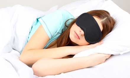 Goodnight Adjustable Soft-Cushion Sleep Mask