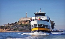 90-Minute Escape from the Rock Alcatraz Cruise for Two or Four from Blue & Gold Fleet (Up to 65% Off)