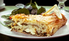 Organic Greek Food for Two or Four at Villa Nikolini by Organicity (Half Off)