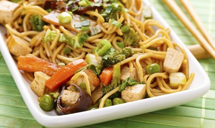 $12 for $20 Worth of Chinese Lunch Cuisine at JK Kitchen