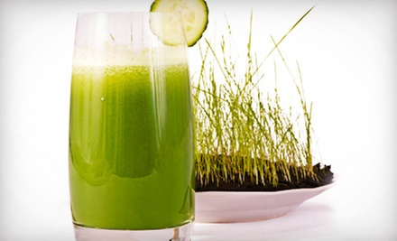 Three-, Five-, or Seven-Day Juice Cleanse from Chef V (Up to 55% Off)