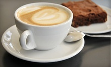$10 for Two Vouchers, Each Valid for $10 Worth of Café Drinks and Snacks at The Coffee Cup