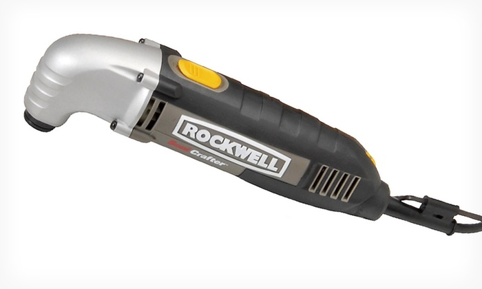 Rockwell Sonicrafter Variable Speed Professional Kit Deal