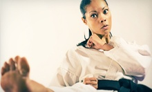 10 or 20 Kickboxing Classes at BJJ Shore Academy (Up to 83% Off)