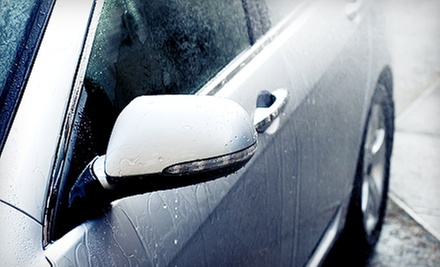 $25 for Five Works Touchless Car Washes at Lake Lansing Road Mobil ($50 Value)