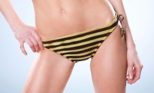 One, Two, or Three Brazilian Waxes at Sei Bella (Up to 76% Off)