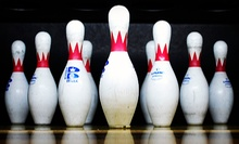 Two Games of Bowling with Shoe Rental and Food Credit for Two or Four at Town 'N Country Bowl (Up to 53% Off)