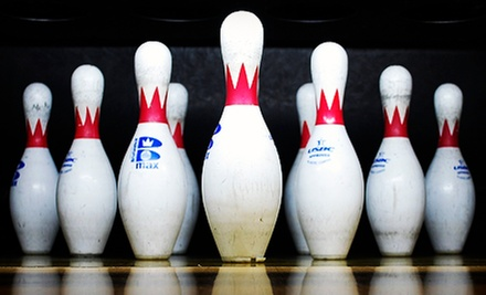 Two Games of Bowling with Shoe Rental and Food Credit for Two or Four at Town N Country Bowl (Up to 53% Off)