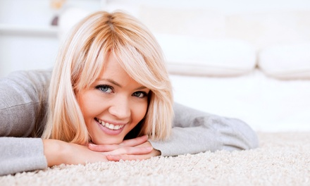 Deep Carpet Steam Cleaning for 3 or 5 Rooms Up to 200 Square Feet Each from Shiny Carpet Cleaning (Up to 41% Off)