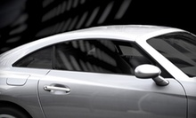 Tinting for Back and Rear Windows or Back, Rear, and Front-Door Windows at Premium Glass &amp; Tint Inc. (Up to 51% Off)