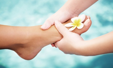 One or Two One-Hour Reflexology Treatments at Turngren Reflexology (Up to 54% Off)