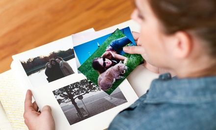 Digitization of 500 or 1,000 Photo Prints at DittoBee Photo Scanning (61% Off)