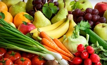 $10 for $20 Worth of Health Supplements, Groceries, and Shakes at Living Natural