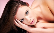 One or Two Keratin Smoothing Treatments at Salon NV (Up to 74% Off)