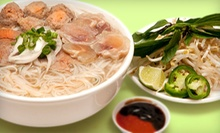 $10 for Two Groupons, Each Good for $10 Worth of Vietnamese Cuisine at Le's Phở Tái ($20 Total Value)