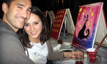$25 for a Two-Hour Painting Party from Paint Nite ($45 Value)