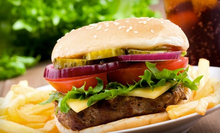 $15 for $30 Worth of American Food and Drinks at Gaspar's Patio Bar & Grill