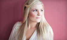 Haircut Packages at Salon Le Thomas with Jaclyn Heller (Up to 52% Off). Three Options Available.
