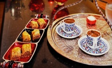 3 or 5 Groupons, Each Good for $10 Worth of Turkish Cafe Food at Cafe Fulya (Up to 56% Off)