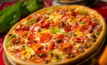 Pizza Buffet with Drinks and Ice Cream for Two, Four, or Six at Pizza Ranch (Up to 52% Off)
