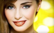 Permanent Upper or Lower Eyeliner or Upper- and Lower-Lids Lash Enhancement at Permanent Cosmetics by Shelly (66% Off)