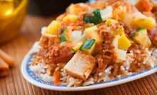$15 for $30 Worth of East Asian Cuisine and Drinks at Sesame Inn