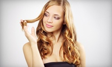 Women's Haircut Package with a Deep-Conditioning Treatment or Color Service at Perfect Reflection (Up to 59% Off)