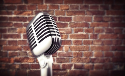 $10 for a Saturday-Night Comedy Show for Two at Rob&#x27;s Comedy Playhouse (Up to $20 Value). Two Options Available.