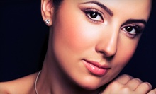 Permanent Makeup for the Lower Lids, Upper and Lower Lids, or Eyebrows at Permanent Makeup of Tulsa (Up to 67% Off)