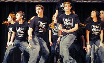 Theater Classes or Broadway Bound Summer Camp for Ages 6–9 or 10–17 at Next Stage Studios (Up to 61% Off)