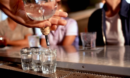 Two Hours of Bartending Services or a Two-Hour Cocktail Show from Canadian Bar Company (Up to 61% Off)