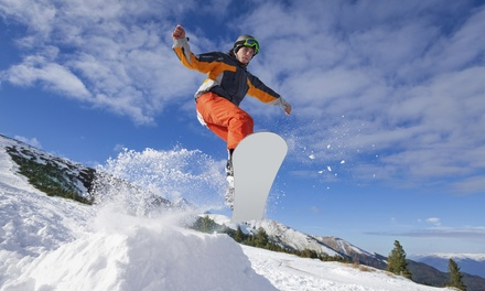 One Lift Ticket or Saturday Night All-Terrain Gold Pass at Granite Gorge (Up to 33% Off)