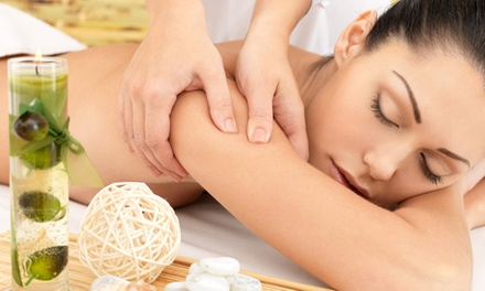 $199 for a Spa Package	with a Massage, Facial, Masque, and Pedicure at The Woodhouse Day Spa ($380 Value)