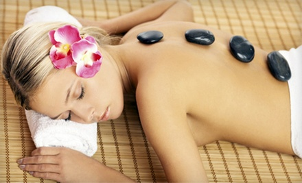 60- or 90-Minute Swedish, Hot-Stone, or Bamboo-Fusion Massage at Sense-Sational Massage (Half Off)