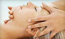 50- or 80-Minute Craniosacral-Therapy Session at A Profound Touch (Up to 65% Off)