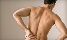 $99 for Three Cold-Laser-Therapy Treatments with an Initial Assessment at Cold Laser Therapy ($235 Value)