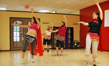 10 or 20 Belly-Dancing Classes at BeliRaq Dance Fitness LLC (Up to 55% Off)