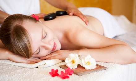 Foot Massage with Hot Stones or Hot-Stone Body and Foot Massage at Cloud 9 Foot Spa (Up to 51% Off)