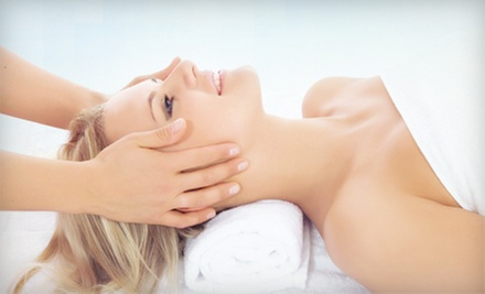 Swedish Massage, Signature Facial, and Hydrotherapy Session for One or Two at Water Lounge Spa (Up to 56% Off)