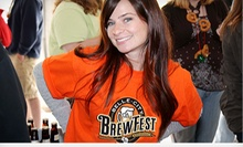 Belle City Brewfest Admission or Hairball Concert at Racine Civic Centre on Saturday, May 11 (Up to 44% Off)