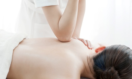 60-Minute Shiatsu Massage and Optional 30-Minute Reflexology Session at Bodyworks Healing Center (Up to 60% Off)