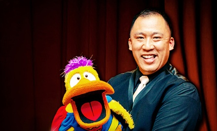 Chinese Dinner and a Magic Show Featuring Comedian Mike Toy for Two, Four, or Eight (Up to 55% Off)