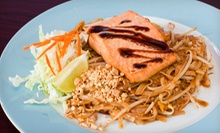 $10 for $20 Worth of Thai Cuisine at Rice Bistro