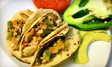 $10 for $20 Worth of Mexican Food at Que Taco
