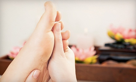 Foot Reflexology, Reiki with Chakra Balance, or Both at I've Got the Touch (Up to 58% Off)