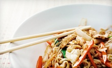 $10 for $20 Worth of Thai Cuisine at Bon Appe-Thai