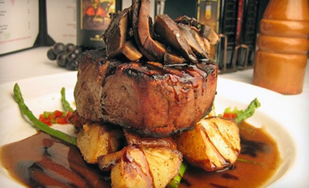 Steak-House and Seafood Dinner for Two, Four, or Six at Holleman&#x27;s Restaurant (Up to 63% Off)