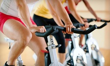 5 or 10 Indoor Cycling Classes at Breakaway Cycling Studio (Half Off)