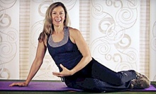 10 Pilates Classes or a Pilates DVD with a Private Mat Class at Great Pilates Now, LLC (Up to 75% Off)