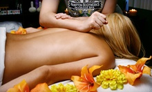 60 or 90-Minute Massage or 90-Minute Couples Massage with Aromatherapy at Hampton Bodywerks Massage Spa (Up to 79% Off)
